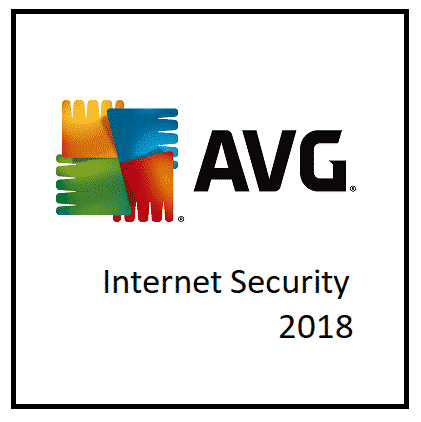 AVG Internet Security 2018 - 1 Year - 1 PC - Download