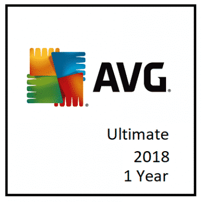 buy AVG ultimate 2018 1 Year Subscription