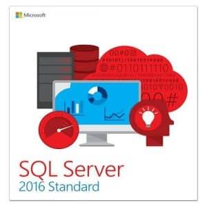 Buy SQL Server 2016 Standard