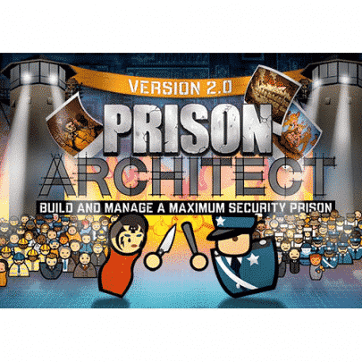 buy Prison Architect steam key 50% off