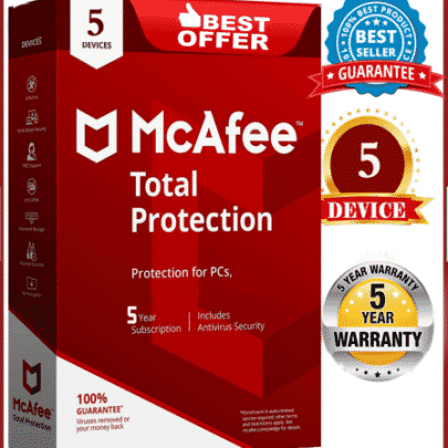 NcAfee Total Protection 2019