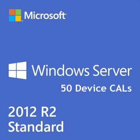 Windows Server 2012 r2 RDS 50 Device CALs