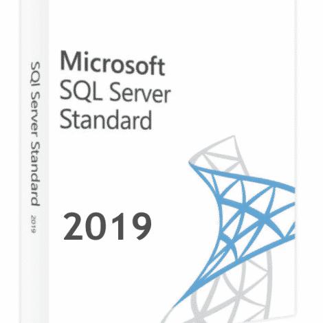 Buy SQL Server 2019 Standard