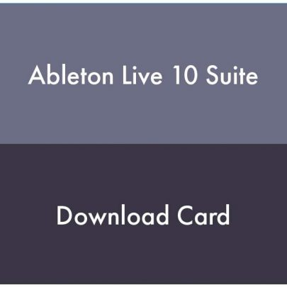 Ableton Live 10 - Suite Product Key