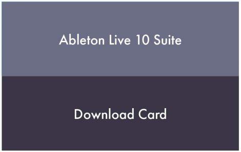 Ableton Live 10 - Suite Product Key