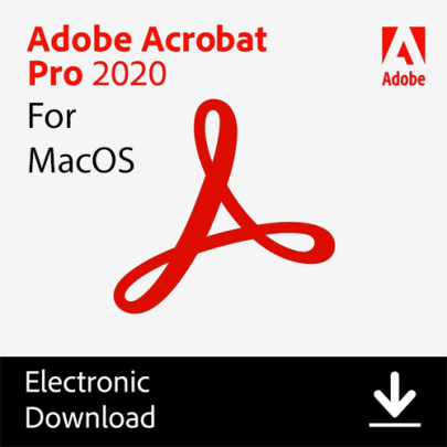 Adobe Acrobat 2020 for MacOS